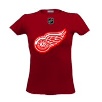 Футболка Detroit Red Wings женская