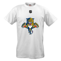 Футболка Florida Panthers белая